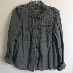 Aeropostale Army Jacket